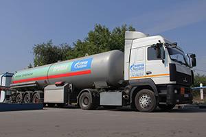 Продажа сжиженного углеводородного газа  СПБТ