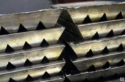 Продукция из цветных металлов